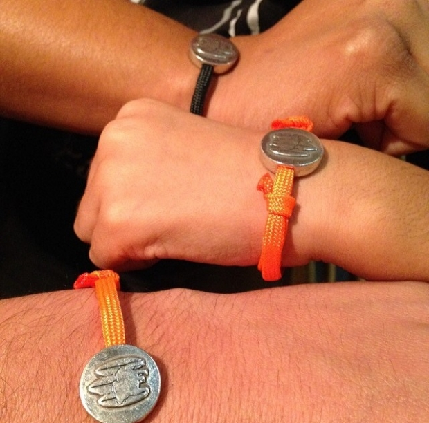 Join Our Pack Supporter Bracelet