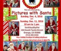 Photos with Santa… and more!